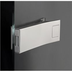 Beschlag Glastür Smart Entrance - Touch to open