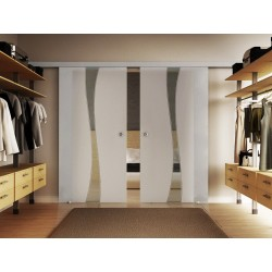 Dorma Muto 60 Glasschiebetür Design-Berlin (B) 2 Scheiben