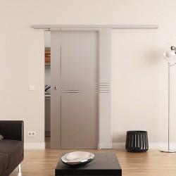 Dorma Agile 50 Glasschiebetür Idea-Design (I)