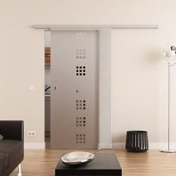 Dorma Agile 50 Glasschiebetür Quadrat-Design (Q)