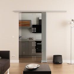 Dorma Agile 50 Glasschiebetür Rekursiv-Design (R)
