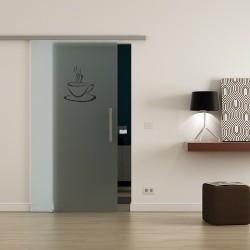 Levidor ProfiSlide SoftClose-Schiebetür Küchen-Design