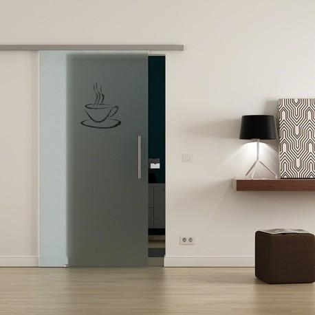 Levidor ProfiSlide SoftClose-Schiebetür Küchen-Design - Glaslager.de