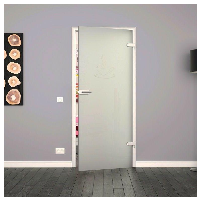 ganzglast r dreht r aus esg glas in k chen design f r studio griff und studio b nder. Black Bedroom Furniture Sets. Home Design Ideas