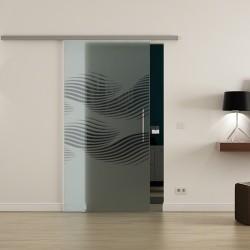 Levidor Profislide SoftClose-Schiebetür Luft-Design