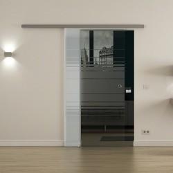 Levidor SoftClose-Schiebetür Horizont-Design (H)
