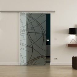 Levidor Profislide SoftClose-Schiebetür Kurven-Design (2)