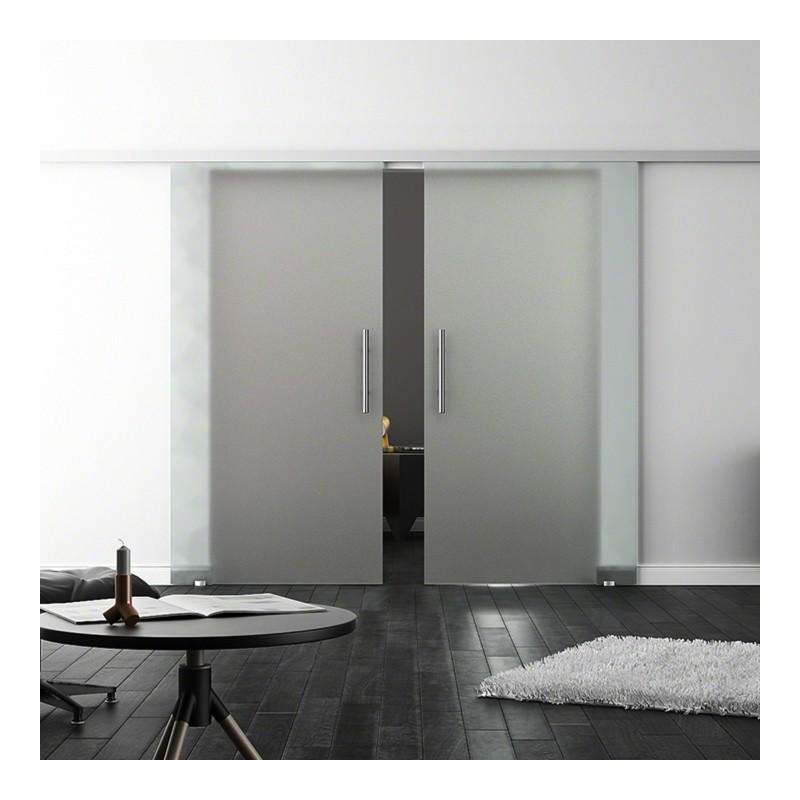 schiebet r schiene. Black Bedroom Furniture Sets. Home Design Ideas