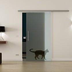 Levidor ProfiSlide SoftClose-Schiebetür Katze-Design (1)